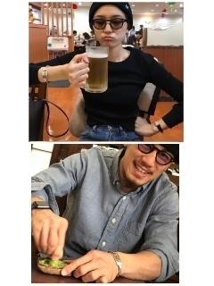 噂】矢地選手と川口春奈さんが付き合っている!?2人でお揃いの